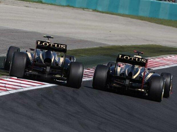 Kimi Räikkönen, Romain Grosjean