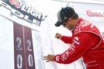 Sprint-Cup-Polesetter Juan Pablo Montoya