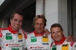 Frank Biela, Christian Hohenadel und Thomas Mutsch