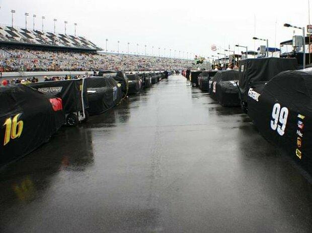 Daytona 500 2012 Regen