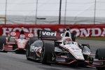 Will Power (Penske) und Scott Dixon (Ganassi) hatten das Rennen im Griff