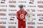 Scott Dixon gewann zum vierten Mal in Mid-Ohio