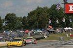 Corvette bezwingt Porsche im Kampf um den Sieg in der GT-Klasse knapp