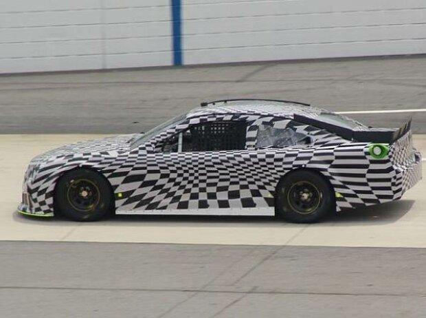 Jimmie Johnson im Chevrolet Impala für die Saison 2013