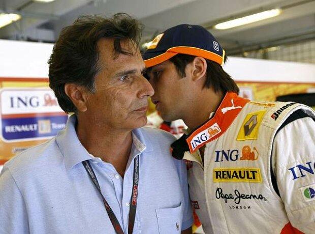 Nelson Piquet sen. und jun.