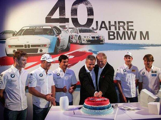 Augusto Farfus, Marco Werner, Dirk Werner, Bruno Spengler, Joey Hand, Marco Wittmann