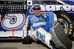 Mark Martin (Waltrip) vor dem Start