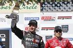 Will Power sicherte sich die Mario-Andretti-Trophy f?r den punktbesten Fahrer auf Stra?enkursen