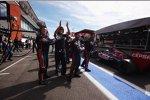 Jubel um Jean-Eric Vergne (Toro Rosso)
