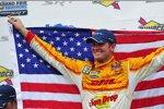 Ryan Hunter-Reay (Andretti) könnte sich als erster US-Boy seit Sam Hornish Jr. 2006 den IndyCar-Titel holen