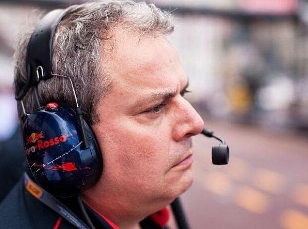 Giorgio Ascanelli (Technischer Direktor, Toro Rosso)