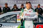 Dale Earnhardt Jun. holte sich seine erste Pole-Position seit Februar 2011