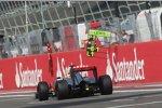Lewis Hamilton (McLaren) gewinnt in Frankreich