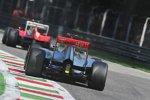 Jenson Button (McLaren) ging in Monza leer aus.