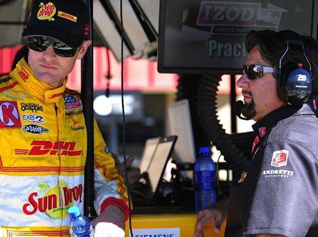 Ryan Hunter-Reay, Michael Andretti