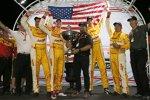 Vierter IndyCar-Titel für Michael Andretti als Owner dank Ryan Hunter-Reay