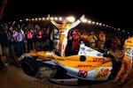 Ryan Hunter-Reay (Andretti) ist der IndyCar-Champion 2012