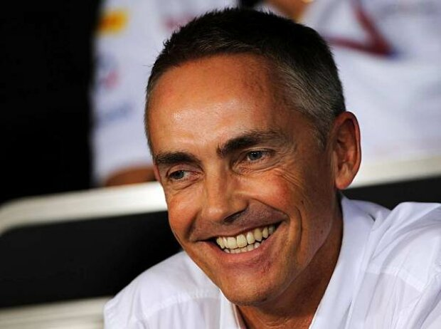 Martin Whitmarsh (Teamchef, McLaren)