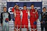 GTE-Pro-Sieger: Giancarlo Fisichella und Toni Vilander
