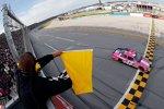Matt Kenseth (Roush) gewinnt das Chase-Rennen in Talladega unter Gelb