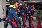 Jean-Eric Vergne (Toro Rosso) und Daniel Ricciardo (Toro Rosso)