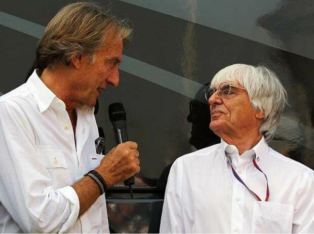 Luca di Montezemolo und Bernie Ecclestone