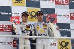 Pascal Wehrlein und Daniel Juncadella