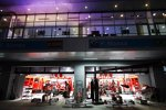 Bei Ferrari wird bis tief in die Nacht hinein gearbeitet