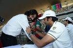 Ein Star selbst bei den indischen Männern: Lokalmatador Narain Karthikeyan (HRT)