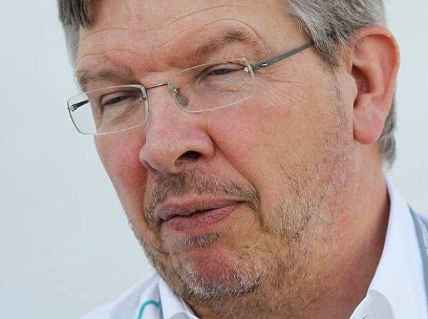 Ross Brawn (Mercedes-Teamchef)