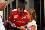 Stefano Domenicali (Ferrari-Teamchef)