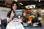 Chitrangada Singh, Bollywood Darstellerin aus Indien