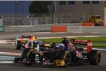 Daniel Ricciardo (Toro Rosso) und Sebastian Vettel (Red Bull)