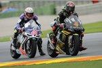 Aleix Espargaro und Andrea Dovizioso