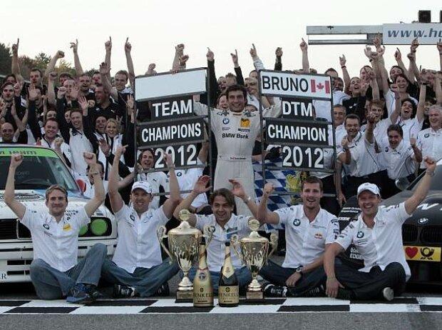 BMW-Mannschaft