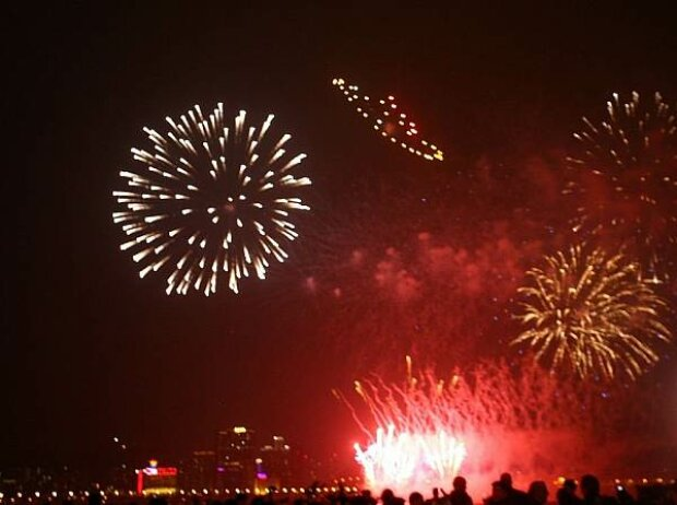Feuerwerk in Macao