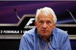 Charlie Whiting (Technischer Delegierter der FIA)