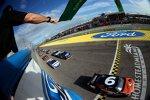 Start NASCAR-Finale 2012 mit Marcos Ambrose (Petty) an der Spitze