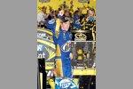 Der neue NASCAR-Champion Brad Keselowski am Ziel seiner Träume