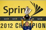 Brad Keselowski ist der Sprint-Cup-Champion 2012