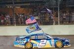 Glückwunsch: Brad Keselowski ist der neue NASCAR-Champion 2012