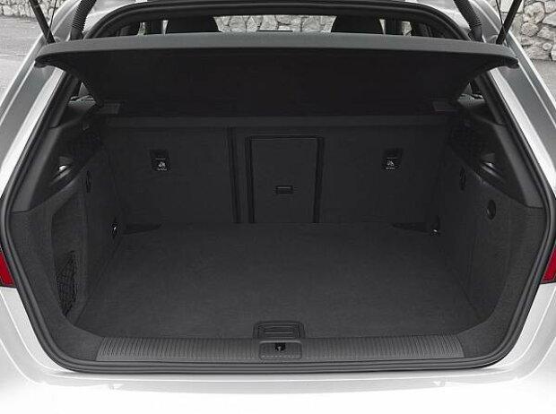 Audi A3 Sportback Kofferraum