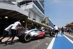 Auto von Lewis Hamilton (McLaren)