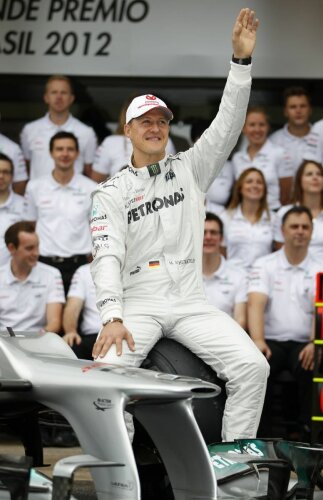 Michael Schumacher  ~Michael Schumacher (Mercedes) ~