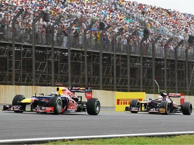 Jean-Eric Vergne, Sebastian Vettel