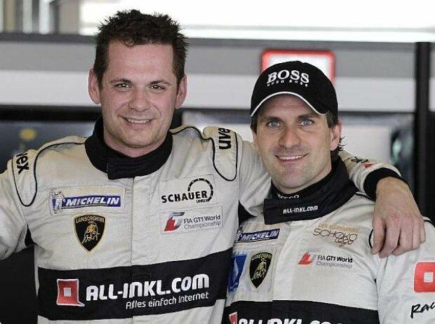 Marc Basseng, Markus Winkelhock
