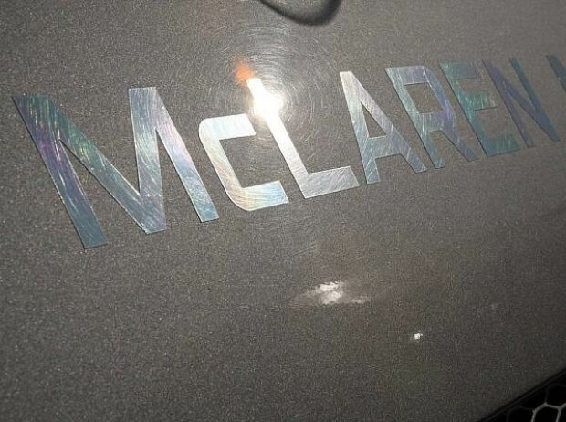 McLaren-Logo