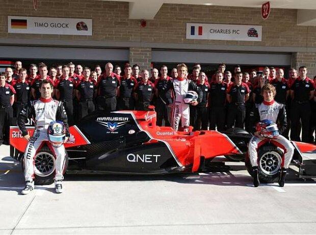 Marussia-Team 2012