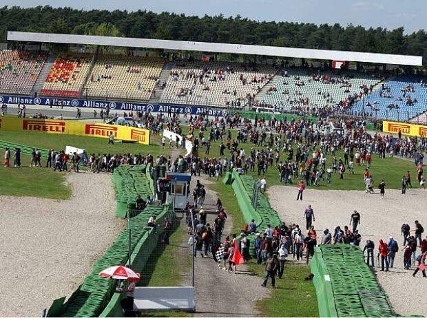 Motodrom in Hockenheim
