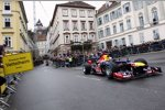 Die Vettel-Fans in Graz
